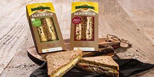 Leerdammer® Original Sandwiches von Fabry's Food & Snack