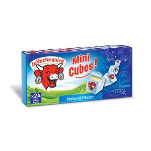 La Vache qui rit® Mini-Cubes Blau