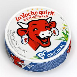 La Vache qui rit® 16er Runddose