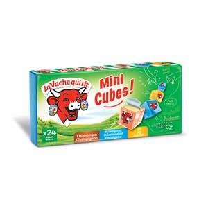 La Vache qui rit® Mini-Cubes Grün