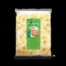 Nurishh® Veganer Reibe-Genuss Mozzarella-Geschmack