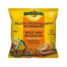 LEERDAMMER® Brat- und Backtaler, der neue knusprige Käsegenuss
