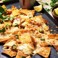 Ofen-Tortillas